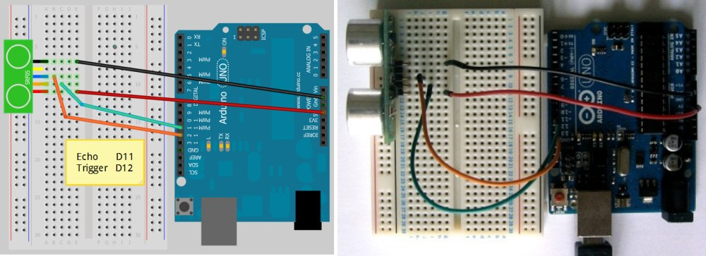Touch Piano - Arduino capacitive sensor instrument